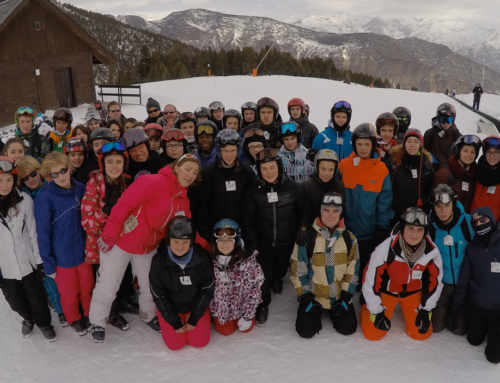 Post Séjour ski 2015
